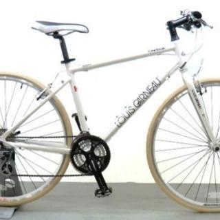 【クロスバイク】ルイガノ シャッセ