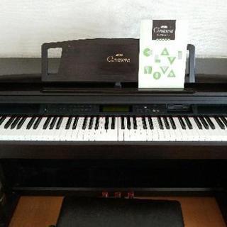 ヤマハ 電子ピアノ 動作問題なし 97製 自動演奏機能あり