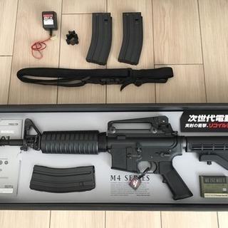 東京マルイ次世代電動ガン M4A1 SOCOM+付属品