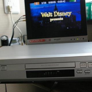 DVDビデオプレーヤー