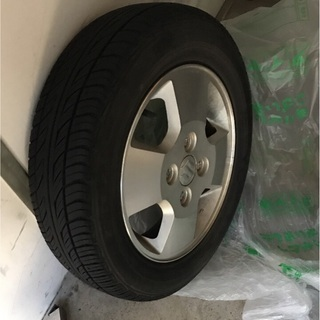 ワゴンR純正タイヤ
