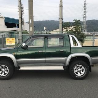 ⭐️【レア車全コミ210万円】H14 ハイラックススポーツピックア...
