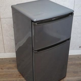 激安大特価♪ 冷蔵庫 単身用 冷凍庫 2ドア 78L NR-B8...