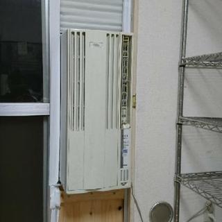 窓用エアコン ルームエアコン 暖房 冷房