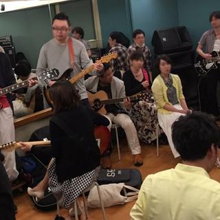 社会人バンドサークルウォーターバグズクラブ参加者募集中 - 渋谷区