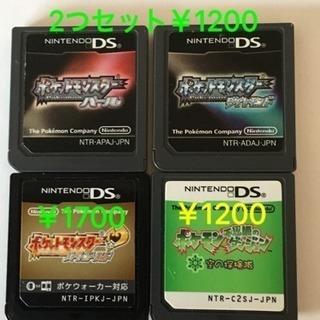 千 1710 Nintendo DS ニンテンドーDS ポケットモ...