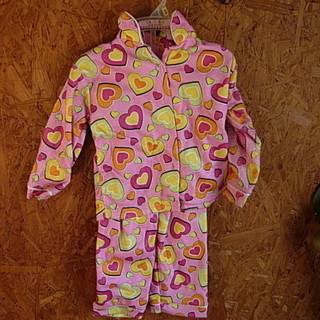 新品未使用 カーターズ 2歳児 パジャマ上下ピンク