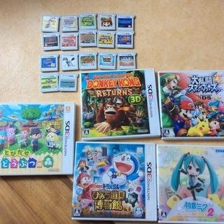 3DSソフト 大量 バラ売可 太鼓 マリオ マリカー スマブラ 他