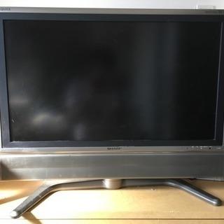 32型 液晶テレビ シャープ アクオス[2004年製]