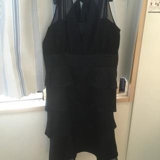 ドレス お呼ばれ 黒