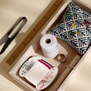 和裁教室☆気軽に手縫いを楽しみませんか?