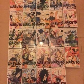 NARUTO ナルト コンビニ 1巻〜24巻 全巻