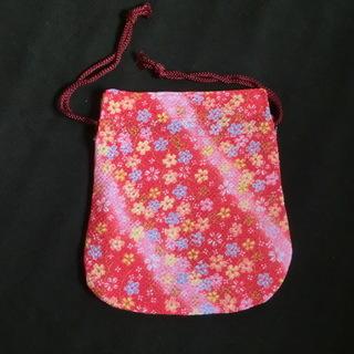 <値下げしました>【未使用】 和装用 バッグ サーモンピンク − 神奈川県