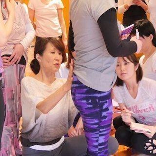 【6/12-14】【オンライン】肩甲骨ヨガ指導者養成講座(3日間) - スポーツ