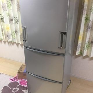 (取引中)シャープ冷蔵庫 どっちもドア