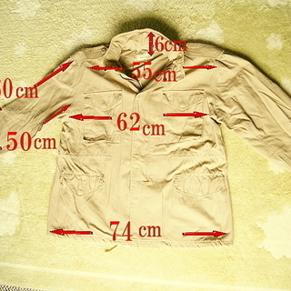 DOG HOUSE★ ドッグハウス M-65フィールドジャケット