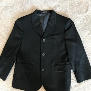 値下げ‼️子供120ジャケット黒