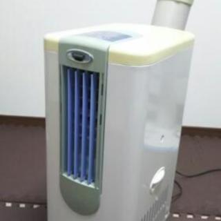 手軽に冷房効果!除湿冷風機TDB-D12F