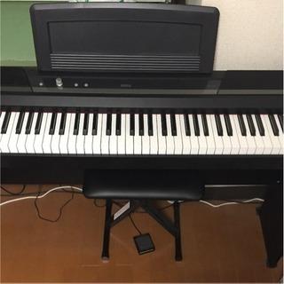 電子ピアノKORG SP-170S ブラック スタンド椅子セット ...