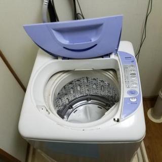 無料 洗濯機 取りに来られる方のみ