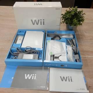 美品!Wii 本体 白 シロ 06年製 リモコンジャケット同梱 R...