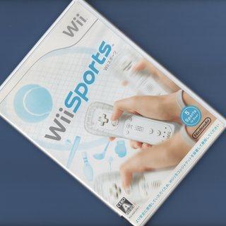手渡 限定 差しあげます!Wii Sports (Wii スポーツ...