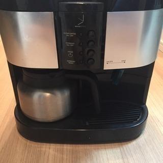 最終お値下げ!deviceSTYLE コーヒ・エスプレッソメーカー