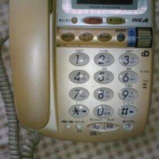 シャープ電話機