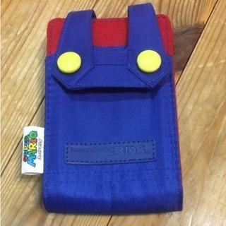 3DS用のマリオの服装型ケース