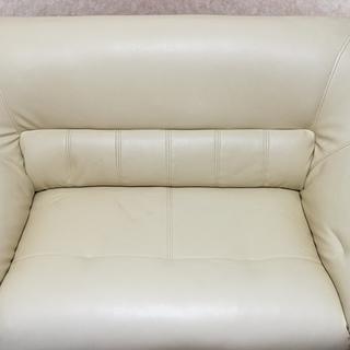 美品★2人掛けソファー