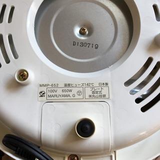 新品未使用のホットプレート - 家電