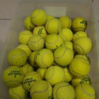 テニスボール約20個