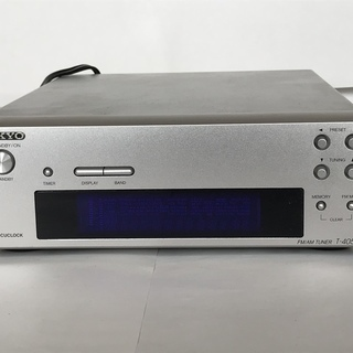ONKYO 中古FM/AMチューナー T-405FX