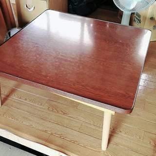 レトロ こたつテーブル