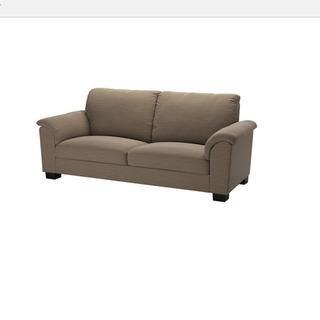 IKEA 三人掛けソファ