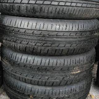 165/65/15 タイヤと交換いかがでしょうか。