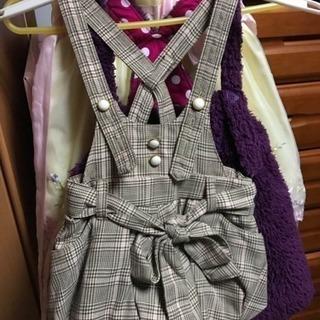 女の子のお洋服①  sale中の画像