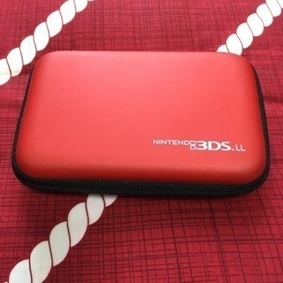 任天堂3DSLLレッド