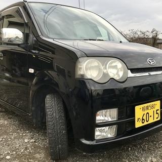 ◆車検7月まで!DAIHATSU ダイハツ ムーブ◆84,000km◆