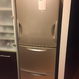 【商談中】シャープ冷蔵庫左右開きタイプ