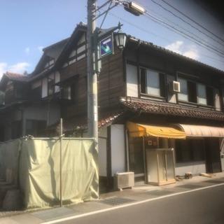 広島県安芸太田町加計古民家