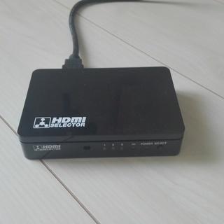 ミヨシ HDMIセレクター(HDS-3P)