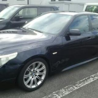 BMW 525i Mスポーツ 平成17年