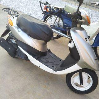 バイク JOG50