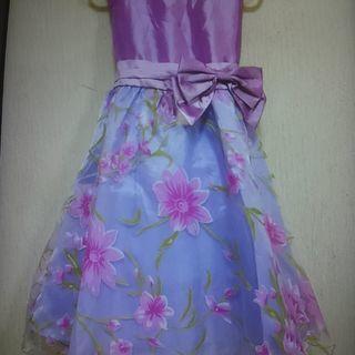 女児 ドレス120cm