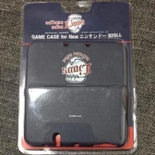 西武ライオンズ 3DSLLケース