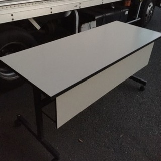 KOKUYO 折り畳み ミーティングテーブル 配送無料