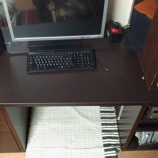 木製IKEAのシステムデスク、使ってくださる方に¥0で