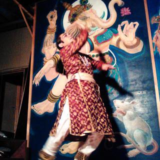 11/21(火)インド舞踊カタック・ダンスワークショップ