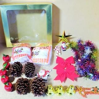Merry Christmas クリスマスツリーの飾り イ…